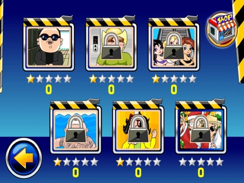 Game for Gangnam Style HD Screenshot