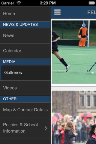 Felsted School screenshot 4
