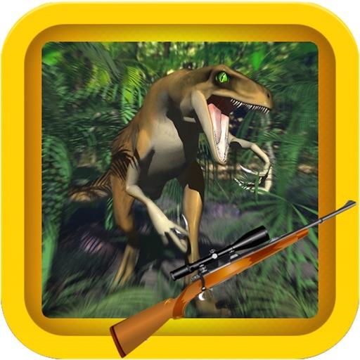 Dinosaur Adventure Sniper GOLD iOS App