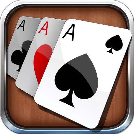 Free Solitaire+ iOS App