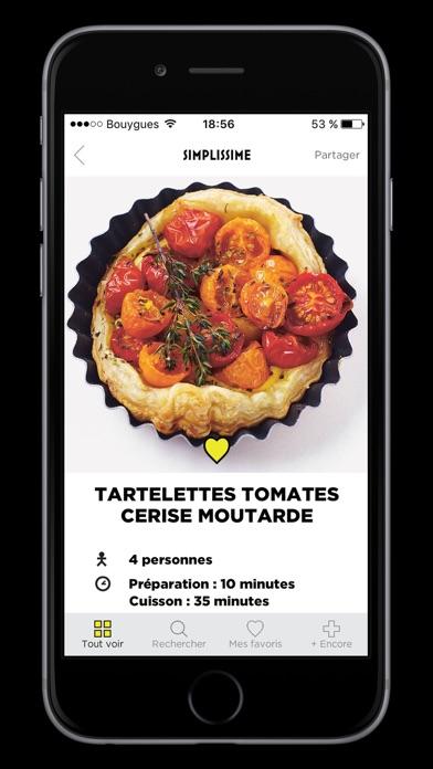 download Simplissime: L'app de cuisine la + facile du monde apps 1