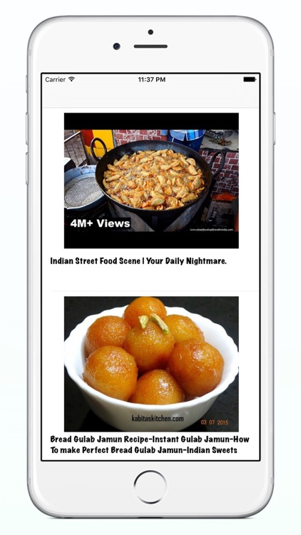 Indian recipes video tutorial by next apps indian recipes video tutorial forumfinder Images