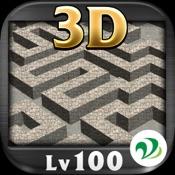 3D Maze Level 100 hacken