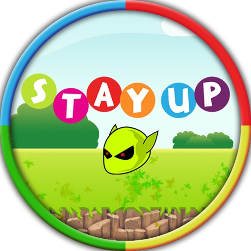 Stay Up Game iOS App