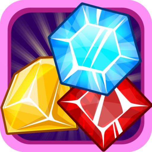 Jewels World Mania: Match3 Jem iOS App