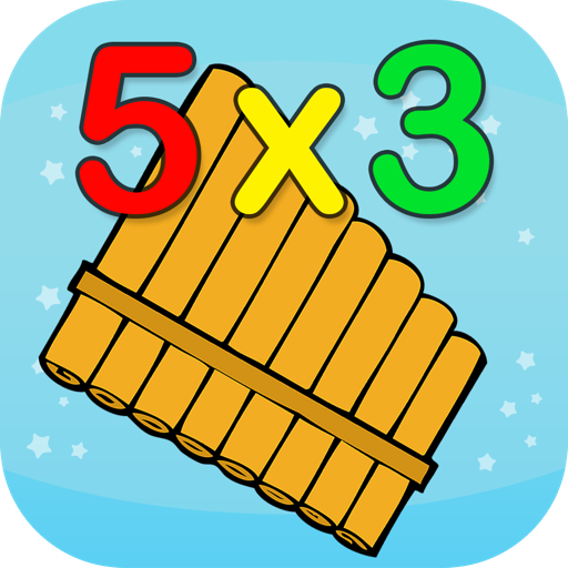 Math Music – Play PanPipes & Count