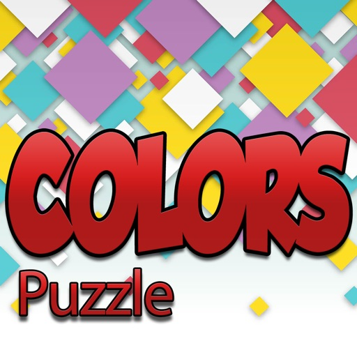 COME ON! Little Colorful Puzzles iOS App
