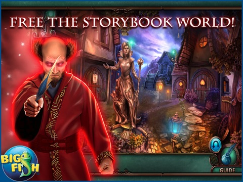 Nevertales: Smoke and Mirrors HD - A Hidden Objects Storybook Adventure (Full)