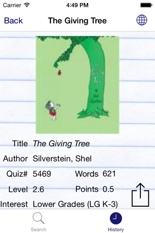 BookScanner App screenshot 2