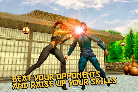 Ninja Revenge: Kung Fu Fighting Full screenshot 3