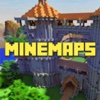 Minemaps Free - Best maps for minecraft PE