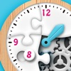 Clockwork Puzzle - Learn to Tell Time