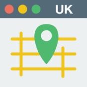 QuickMap UK