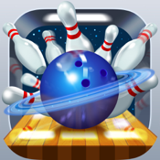 Galaxy Bowling HD icon