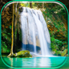Waterfall Wallpaper - Beautiful Nature Background.s with FREE Retina Picture.s