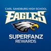 Carl Sandburg High School SuperfanZ Rewards