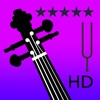 Double Bass Tuner Pro - Contrabass Tuner Pro - Strings Tuner