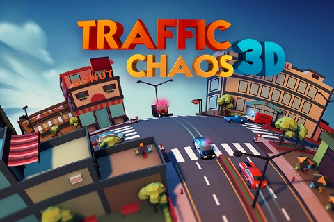 Traffic Chaos 3D screenshot 4
