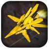 3D Universe Fly - A War-Craft Escape Hovercraft Tunnel Twist Star-Craft Edtion