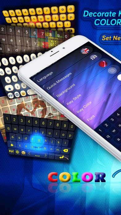 android custom keyboard skin