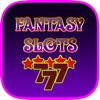 Fantasy Slots - Multi Line Slot Machine with Spin Wheel Bonus