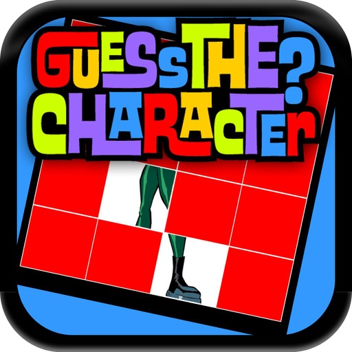 Guess Character Game: For Teen Titans Version iOS App