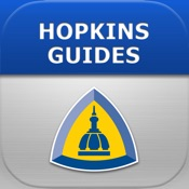 Johns Hopkins ABX, HIV, Diabetes, and Psychiatry Guides Mobile App Icon