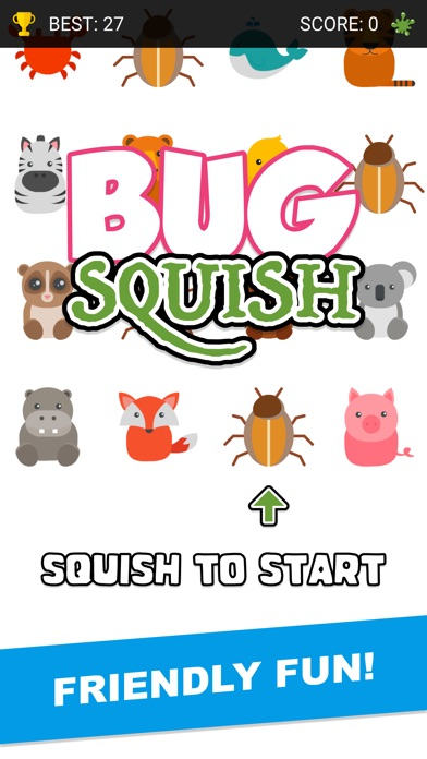 Bug Squish Screenshot