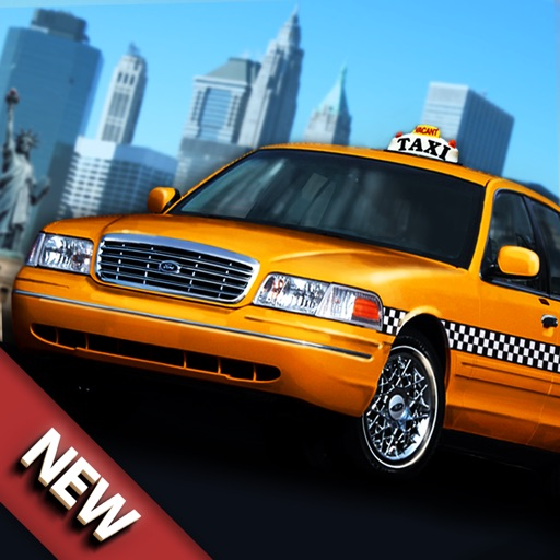 New York Taxi Driver Simulator iOS App