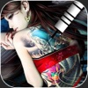Tattoo Designs - Body Art Inked Photo Editor, Color Effects Studio