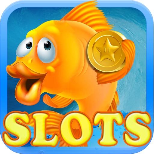 Yellow Fish Gold Slot Machine Casino - The Best Of Las Vegas! iOS App
