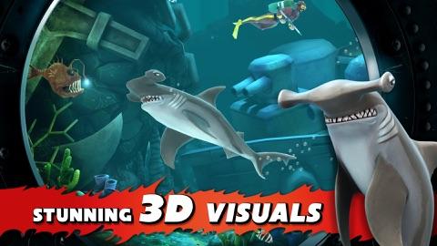 Screenshot #15 for Hungry Shark Evolution