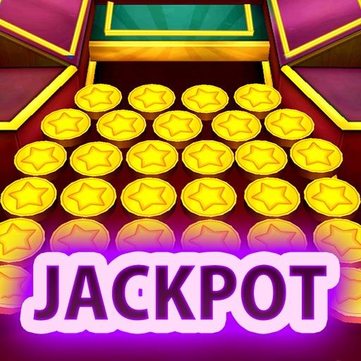 Coin Dozer Casino: Golden Slots Coins Pusher Machine & lucky Spin Wheel Games PRO iOS App