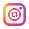 InstaGrab Free - Regram and Repost for Instagram : Repost your favorite photos and videos from Instagram
