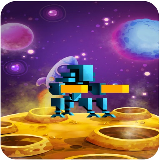Alien Space War Shooter