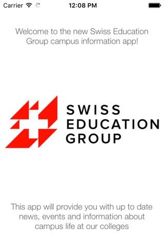 Swiss Education Group screenshot 1