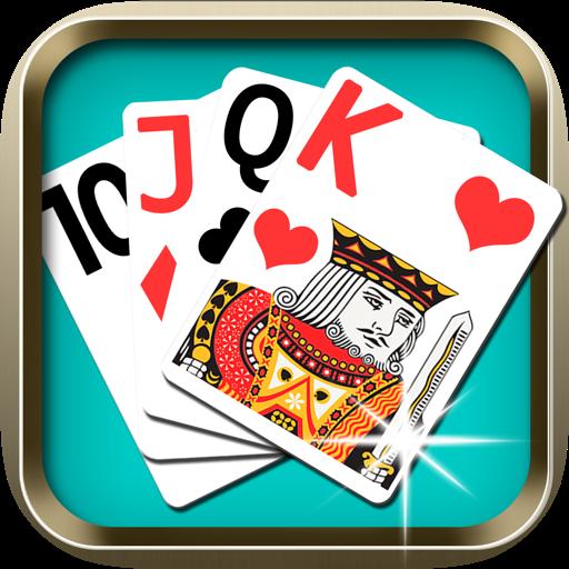 纸牌接龙(克朗代克) - 免费空当接龙游戏