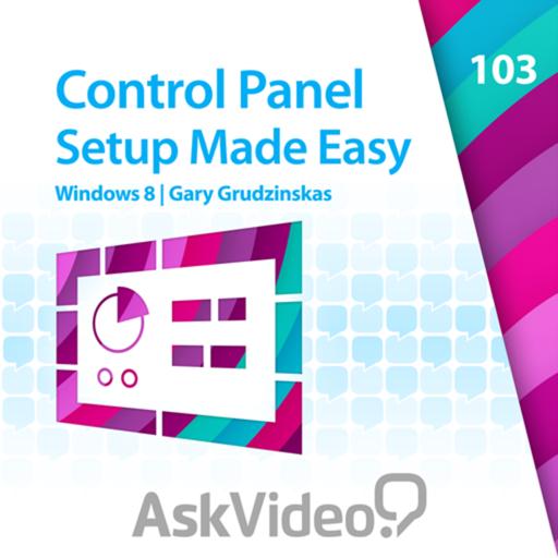 AV for Windows 8 - Control Panel - Setup Made Easy