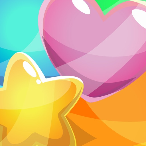 Super Candy Match Jelly Free iOS App