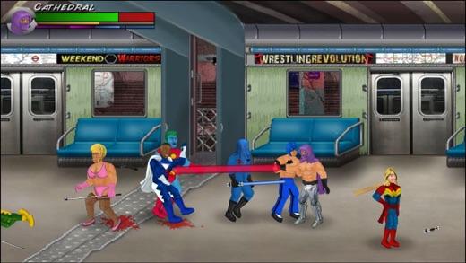 Super City (Superhero Sim) Screenshot