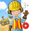 Tiny Builders - Action Construction Site for Kids!
