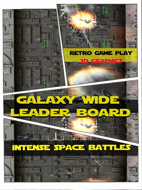 Screenshot #4 for Space Cadets Star Fighter