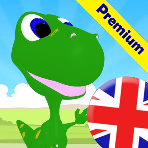 English for Kids with Drago Langu Premium Edition - children learn English words