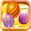 Sweet Eggs Candy Mania-The best match three puzzle game for kids and adults