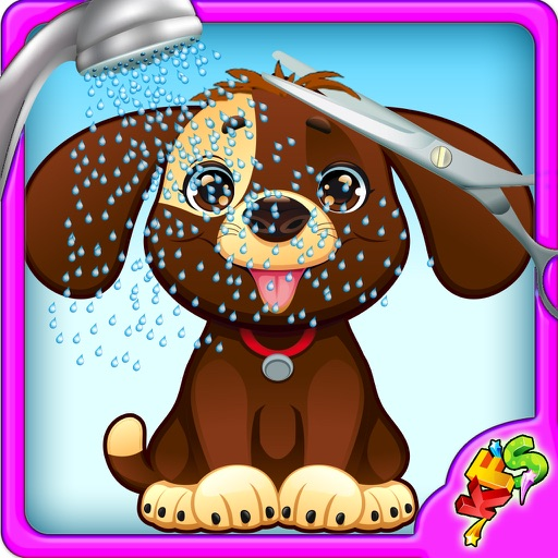 Pet Salon – Give bath, dress up & makeover to little puppy in this kids game iOS App