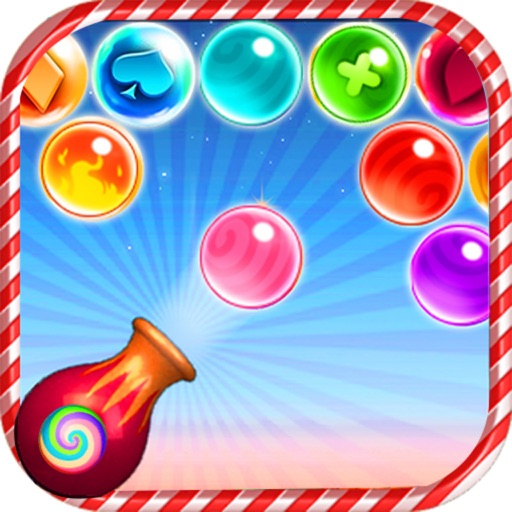 Pet Bubble: Happy Ball Pop iOS App