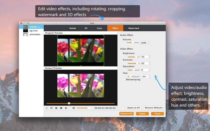 Screenshot #3 for Aiseesoft MP4 Converter