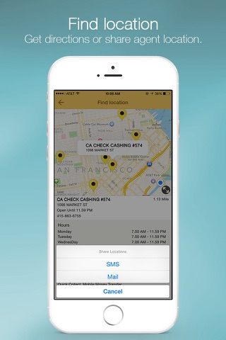 Western Union Caribbean App screenshot 1
