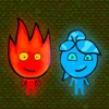 Fireboy and Watergirl: Online in the Forest Temple - Multiplayer Running and Adventure Game