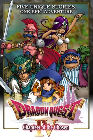 DRAGON QUEST IV Chapters of the Chosen screenshot 1